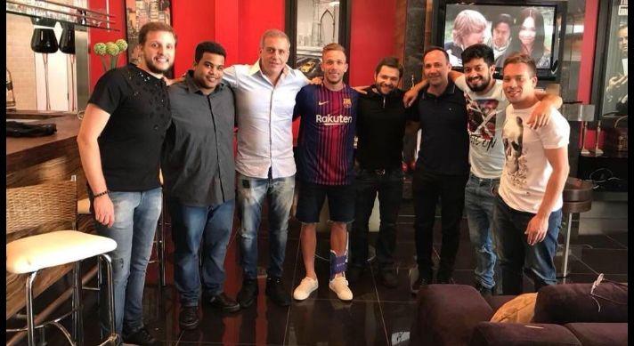 Gremio llevará al Barcelona a la FIFA