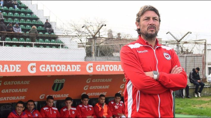 Gabriel Heinze asumió como nuevo entrenador de Vélez Sarsfield