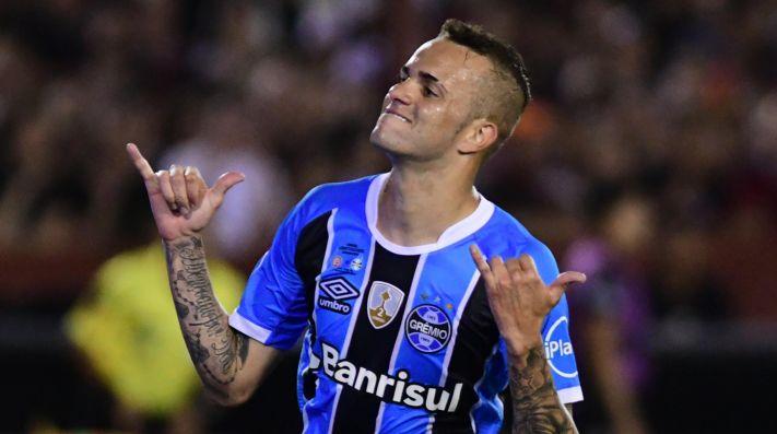 Lucas Barrios se despidió de Gremio y sería una opción para Gallardo