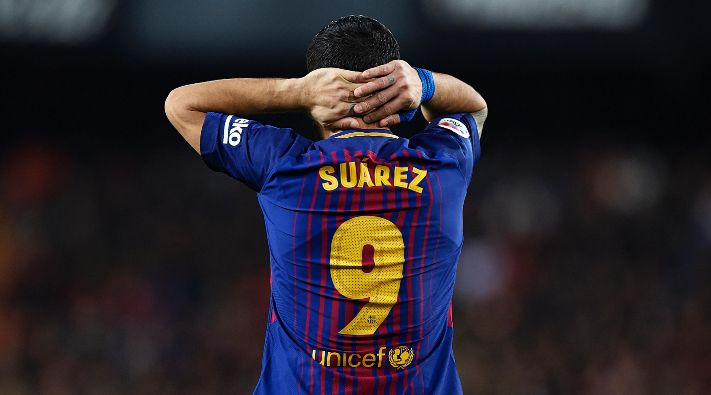 Barcelona goleó a La Coruña y Messi erró un penal