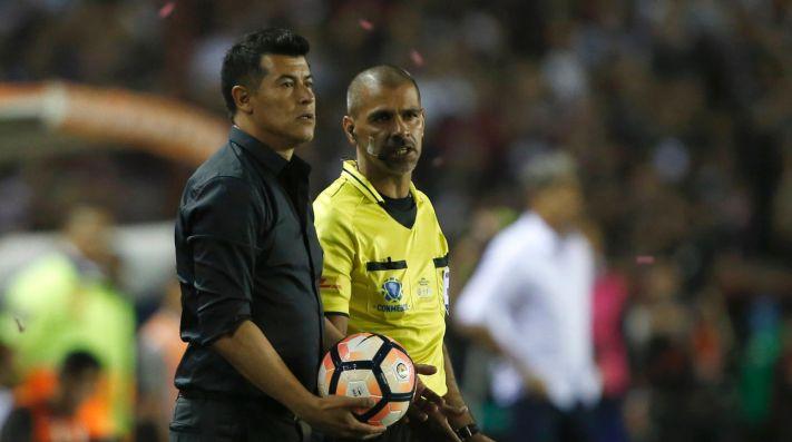 Jorge Almirón, nuevo entrenador de Atlético Nacional