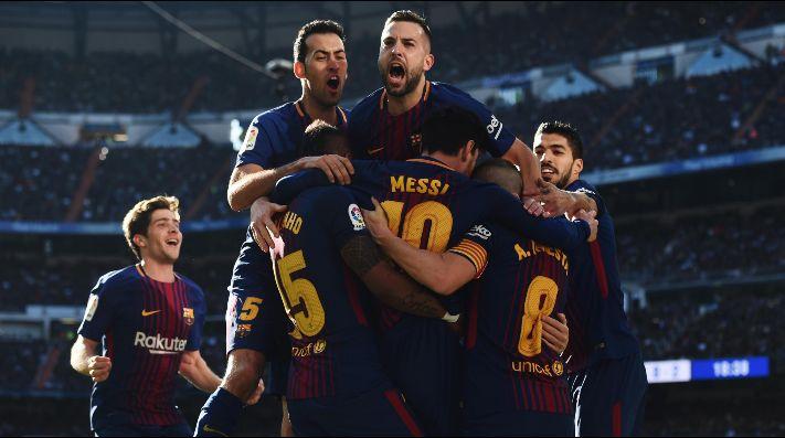 Lionel Messi vence a CR7 en duelo de goleadores