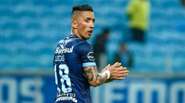 Lucas Barrios desmiente que tiene un acuerdo con Colo Colo