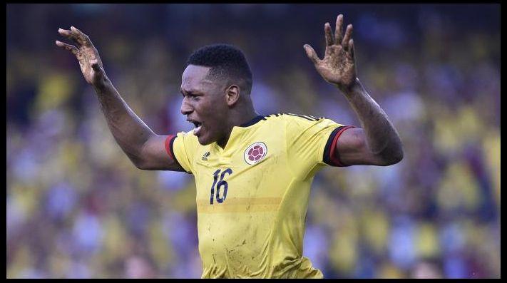 Yerry Mina está a la espera del Barcelona