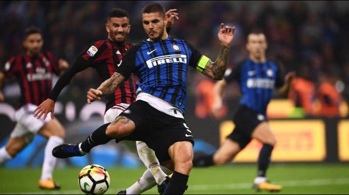 AC Milan vs Internazionale, 27 de diciembre, Copa de Italia — EN VIVO