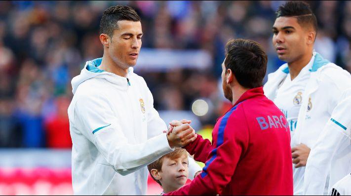 El deportista mejor pagado del 2017 — Cristiano Ronaldo