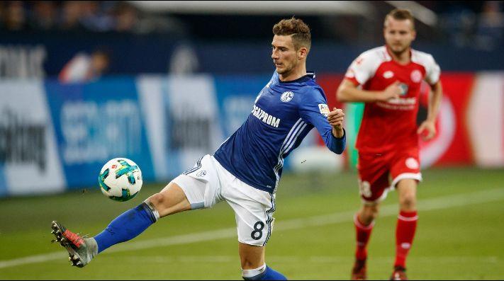 Goretzka se unirá al Bayern en junio