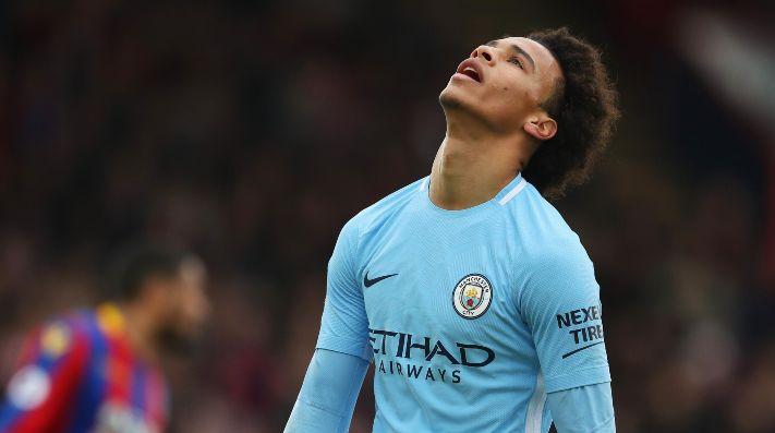 Crystal Palace vs Manchester City, Liga Premier de Inglaterra — Partido en vivo