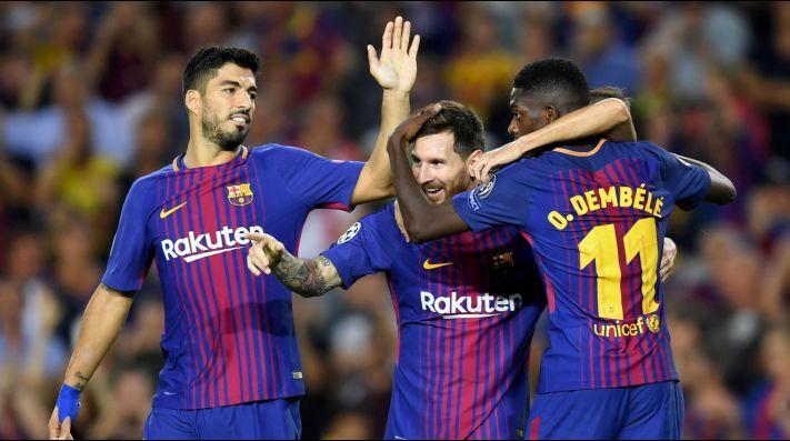 ¡El Rey Messi llegó a los 1.000 goles!