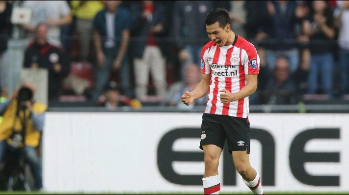 Van Nistelrooy elogia a Chucky Lozano