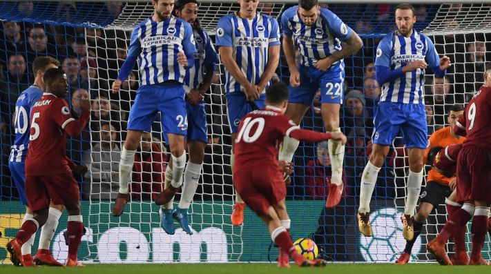 Liverpool busca reemplazo de Coutinho