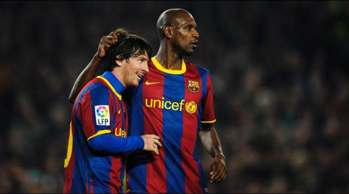 La cruda confesión de Abidal que deja muy mal parado a Messi