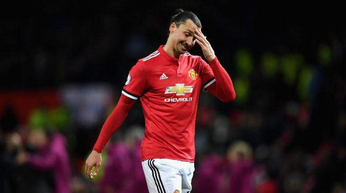 Zlatan evalúa dejar el United para jugar en China o Estados Unidos
