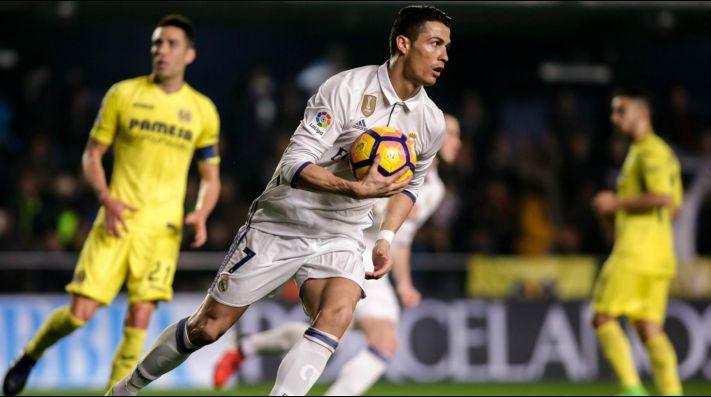 El Real Madrid toca fondo ante el Villareal