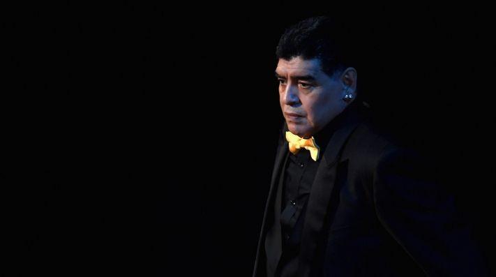 Maradona disparó contra los dirigentes del Sevilla