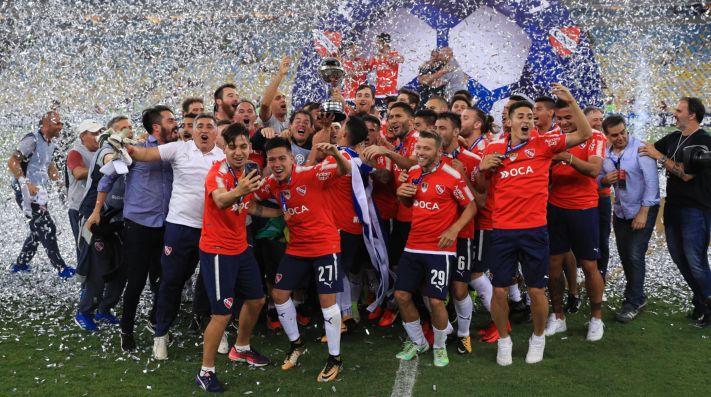 En España comparan a Independiente con Barcelona