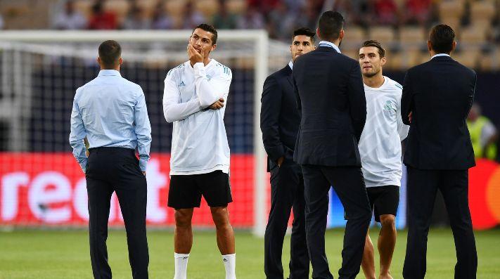 Cristiano Ronaldo querría dejar al Real Madrid de una vez