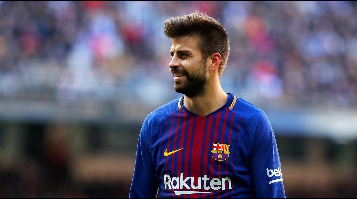 Piqué renovó con el Barcelona — Lo blindaron