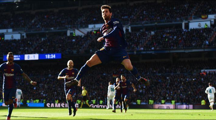 40 horas de documental del jugador del FC Barcelona — Messi