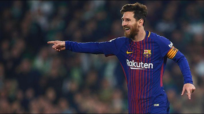 Messi supera un nuevo reto de la televisión japonesa