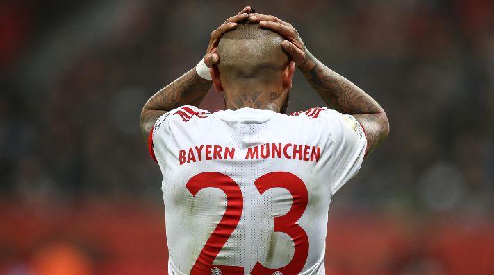 Arturo Vidal marcó en goleada del Bayern Múnich — Bundesliga