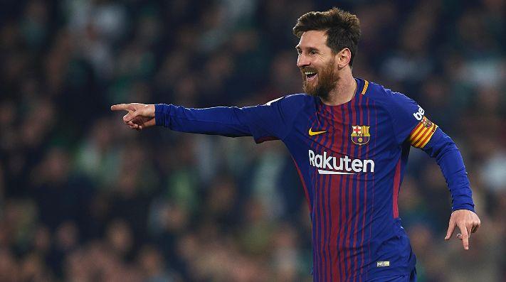Messi, sin problemas para ser sustituido, cuidando el físico