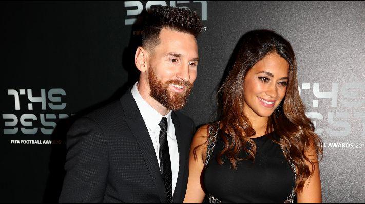 Lionel Messi confesó que quiere tener una hija con Antonella Roccuzzo