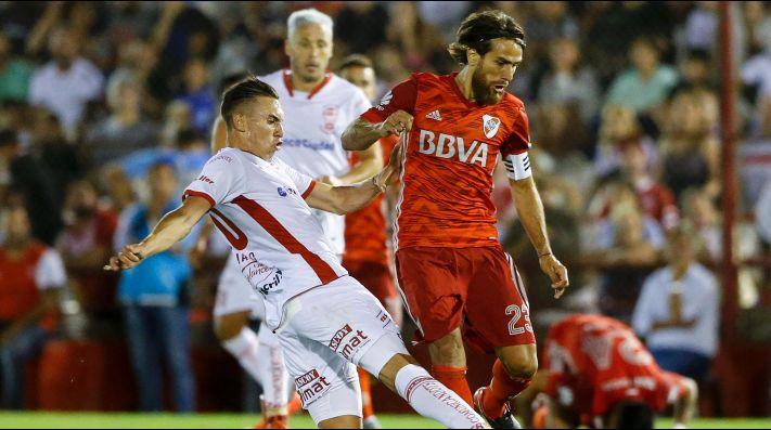 Superliga: amenaza de bomba en el estadio de Huracán