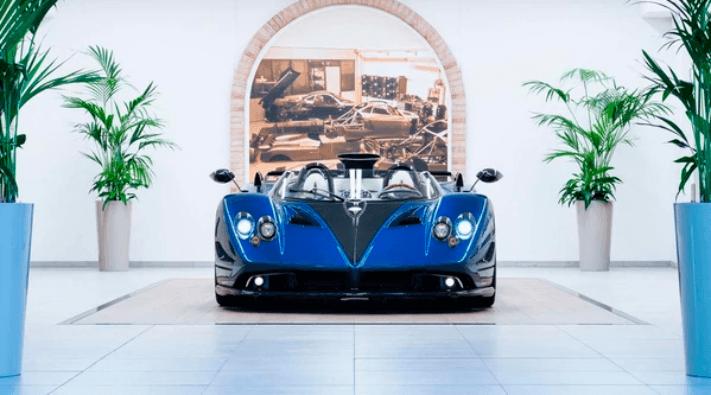 El auto más caro del mundo es obra del casildense Horacio Pagani