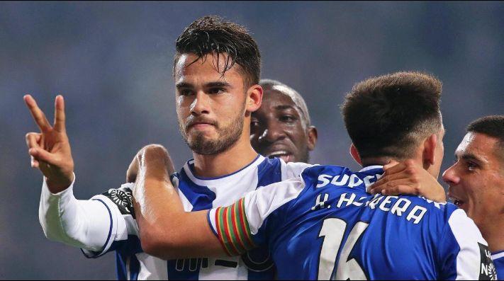 Diego Reyes anota en triunfo del Porto