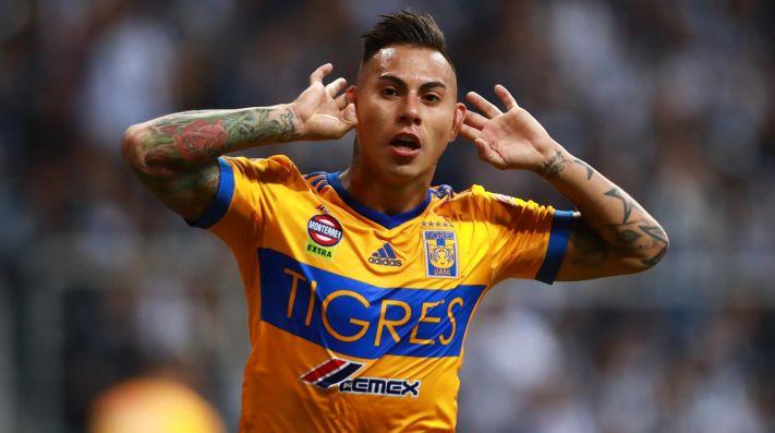 El chileno Edu Vargas abrió el debate: ¿Tigres-América ya es clásico?