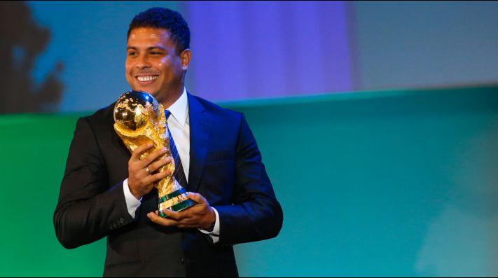 México se le complicaría a Brasil en el Mundial — Ronaldo