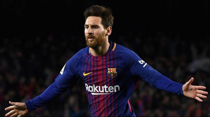 Hazard se rinde a Messi: