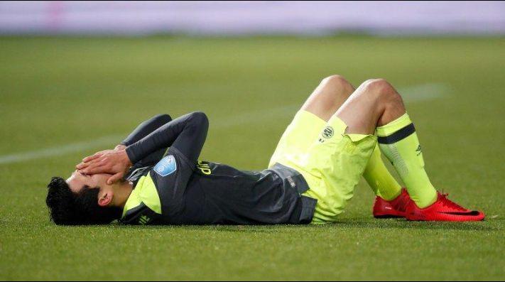 Chucky Lozano enciende las alarmas en triunfo del PSV