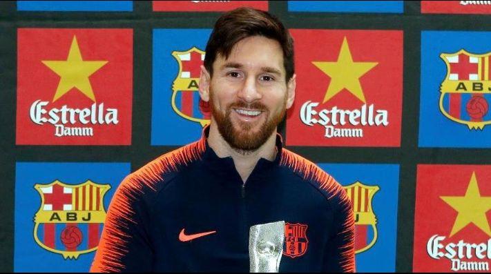 AFA quiere que Messi juegue menos partidos para el Barça