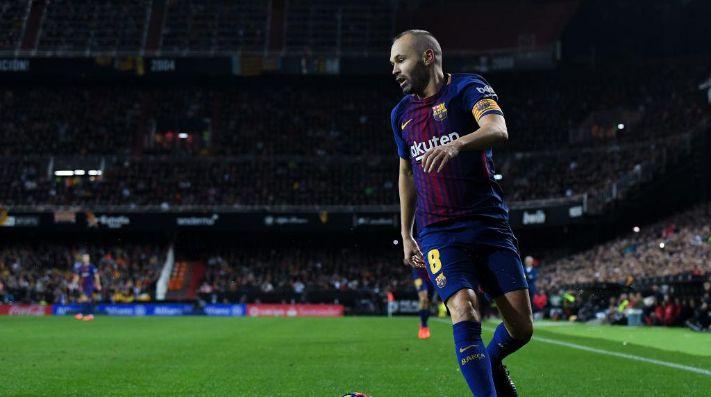 Valverde acalla los rumores sobre una salida de Iniesta a China