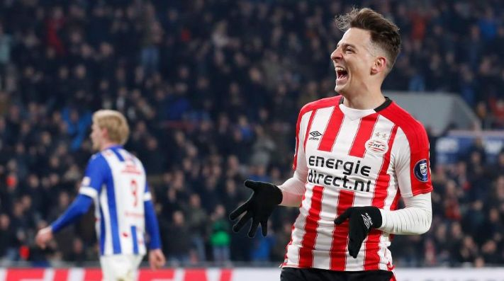 Insaciable, Hirving Lozano regresa con gol ante el Venlo