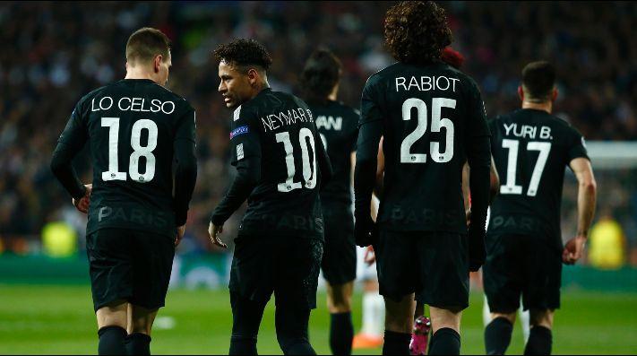 Neymar sufre un