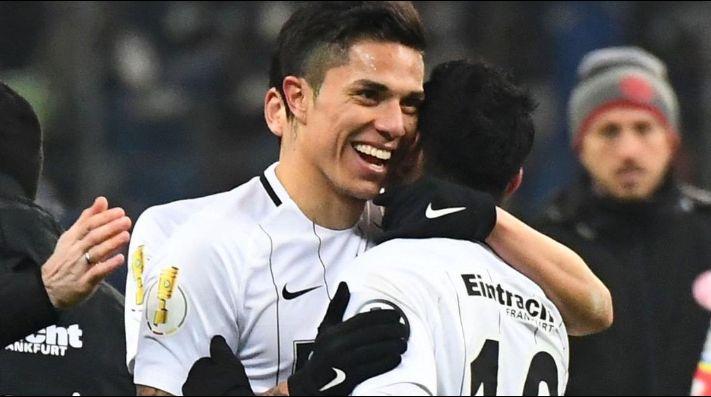 Participa Marco Fabián en la derrota del Eintracht Frankfurt