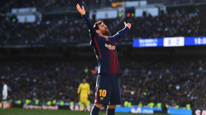 ¡Sorpresa! Messi entrenará en Valdebebas, la ciudad deportiva del Real Madrid