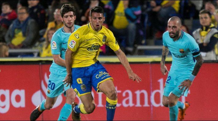 Partido en vivo: Las Palmas vs Barcelona, fecha 16 LaLiga