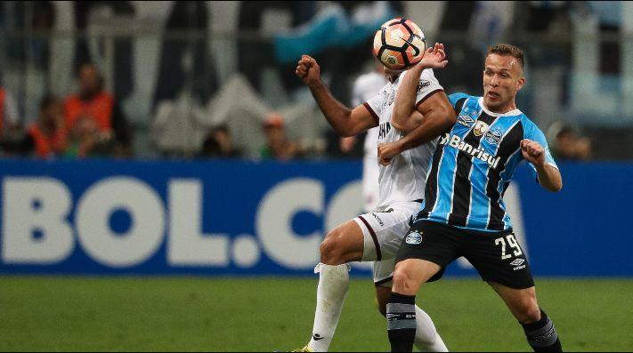 Gremio y Barça, con acuerdo por Arthur — Prensa
