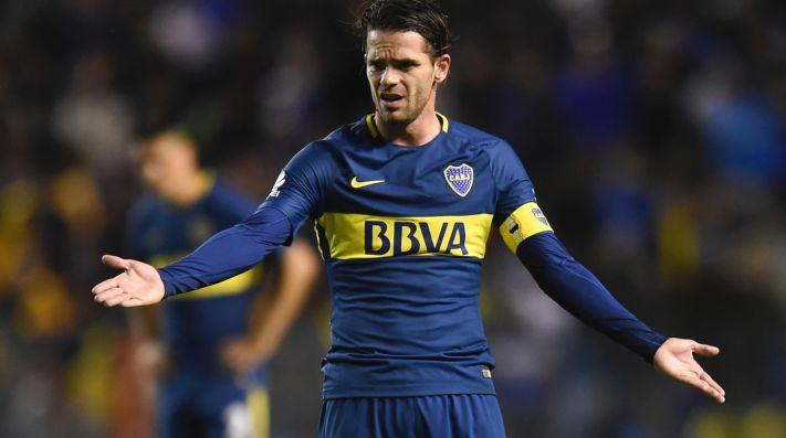 Boca confirmó la recaída de la lesión de Gago