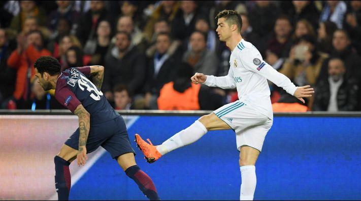 El Real Madrid hunde al PSG camino de cuartos de la