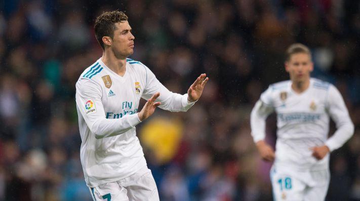 Cristiano Ronaldo igualó récord histórico de Van Nistelrooy