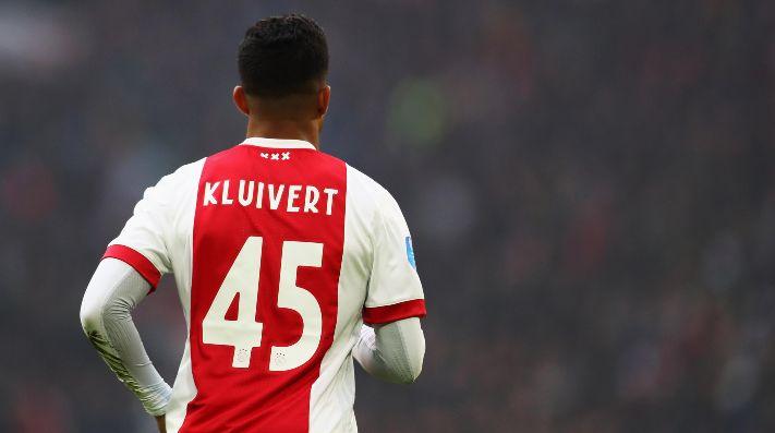Justin Kluivert la gran sorpresa de la convocatoria de Holanda