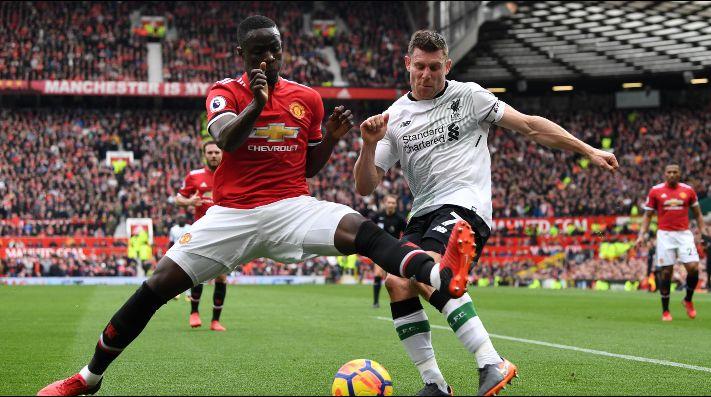 Manchester United vs Liverpool, Premier League — Derbi en vivo