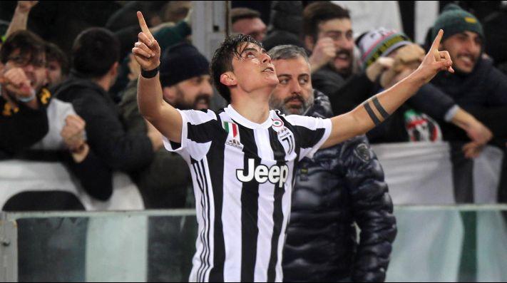 Héroe ante Tottenham, Dybala volvió a brillar con la Juve ante Udinese