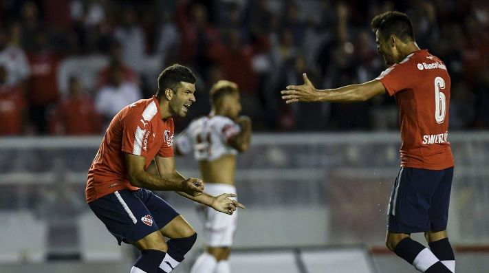 Independiente le ganó al