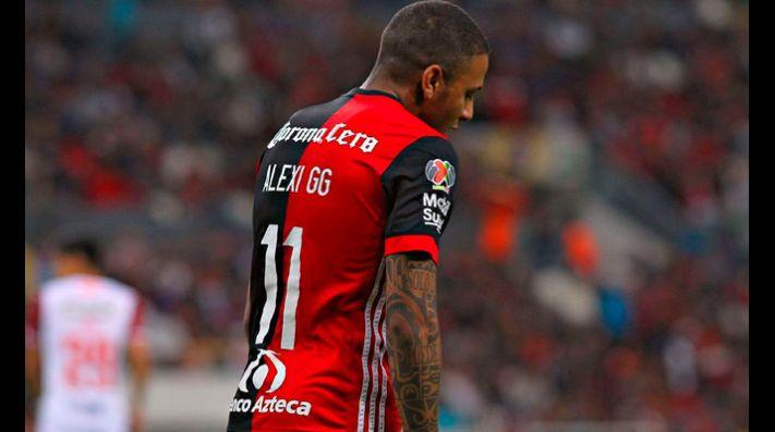 Oficial: Atlas da de baja al peruano Alexi Gómez